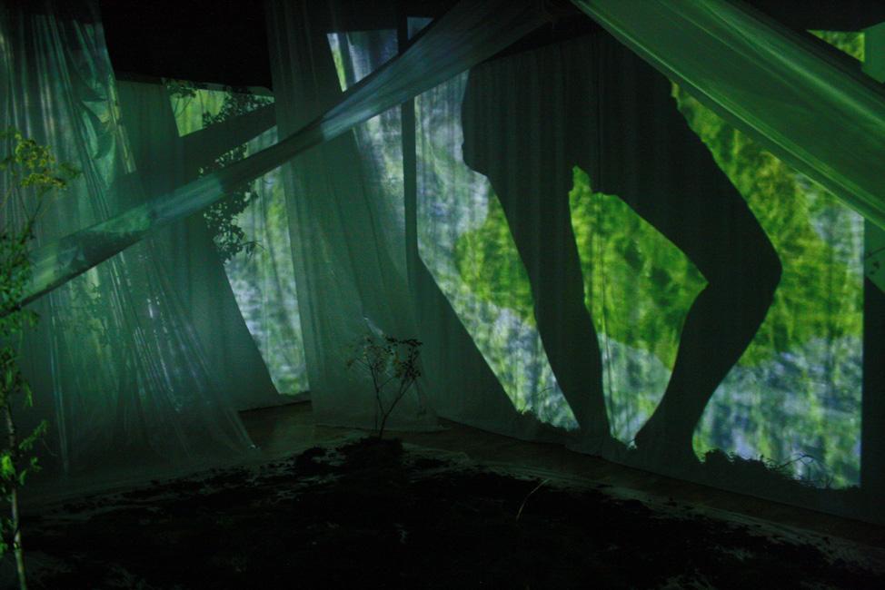 Körper.Aktion.Raum - EMOTIVE EXPERIENCE