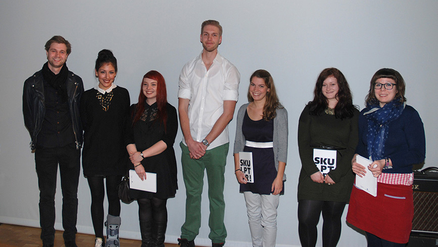 Preisträgerinnen des Piepenbrock Kunstförderpreises 2013
