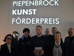 Preisträger und Preisträgerinnen desPiepenbrock Kunstförderpreises 2014