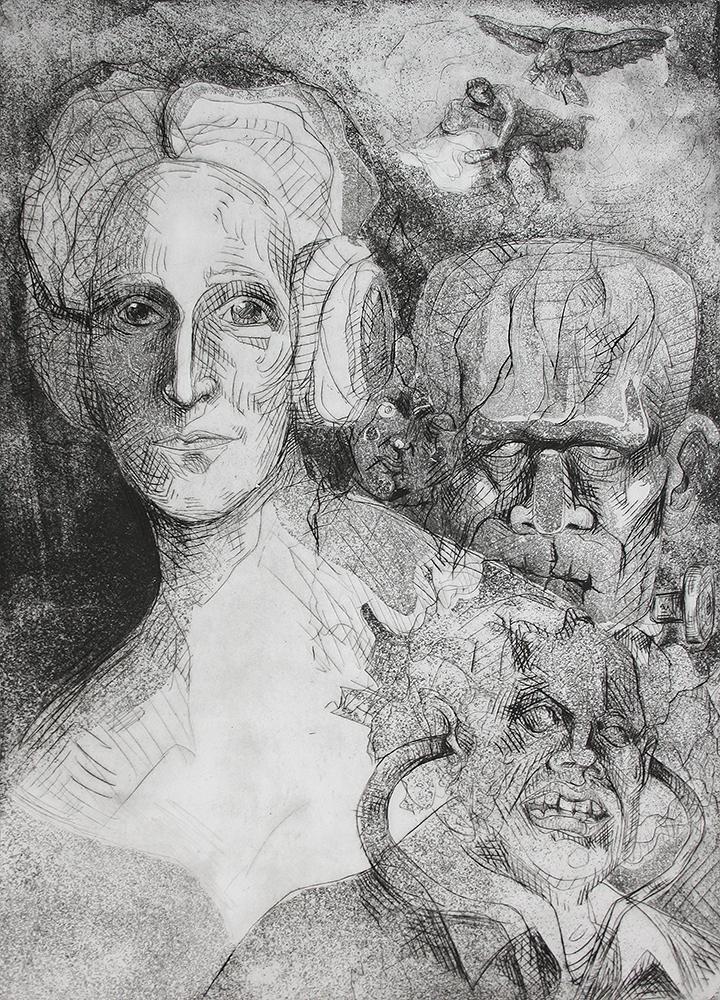 Hochkultur - Mary Shelly