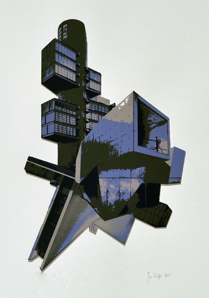 Skulpturale Architektur 3