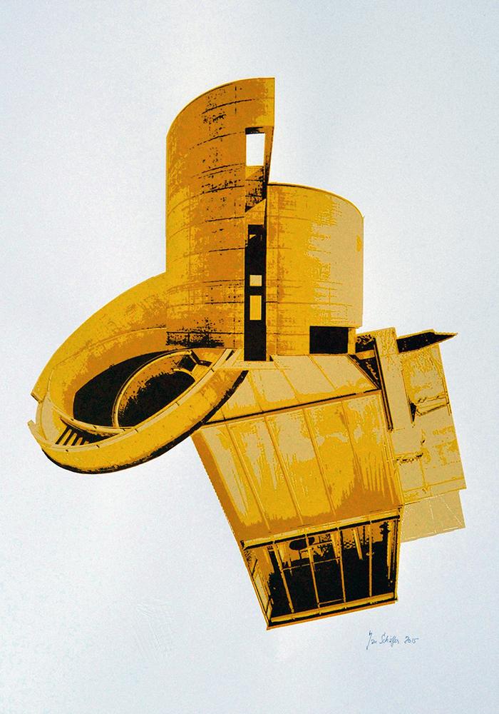 Skulpturale Architektur 4
