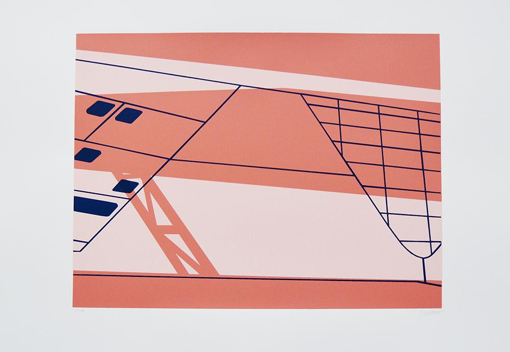 Architektonische Abstraktion 5