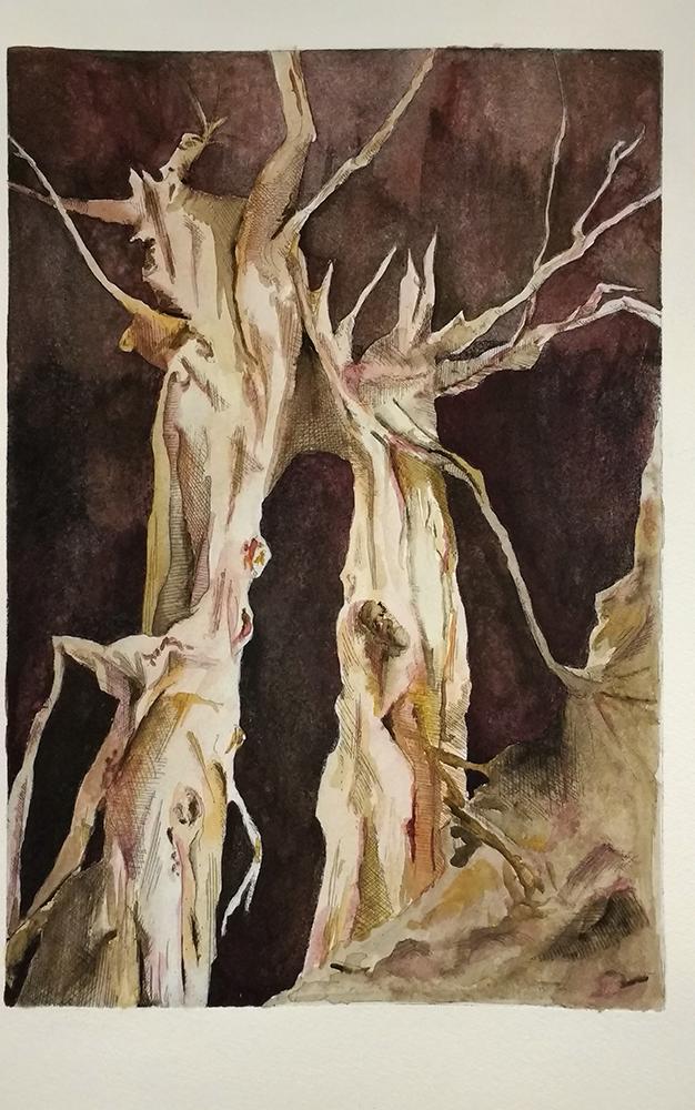 Naturformen 2, Anna Oeldig