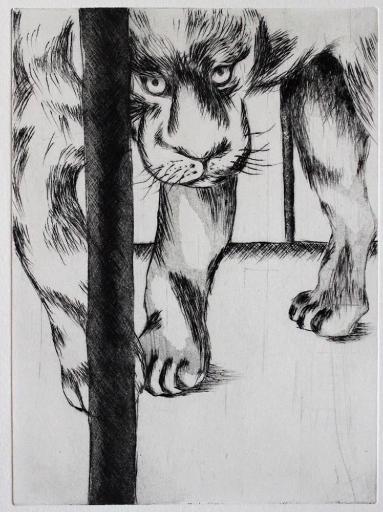 Der Panther 2, Lena Watermülder
