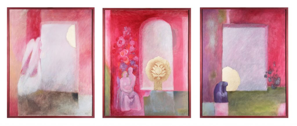 Triptychon des Lebens