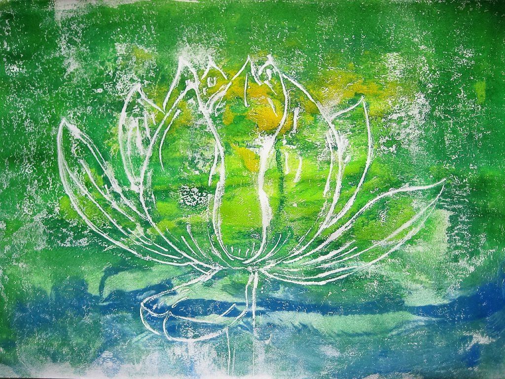 Andrea Eilers: Grüner Lotus
