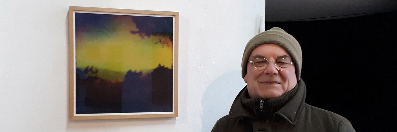Blog: Jürgen Czwienk stellt sein Werk Wipfelglück in der Walkmühle aus