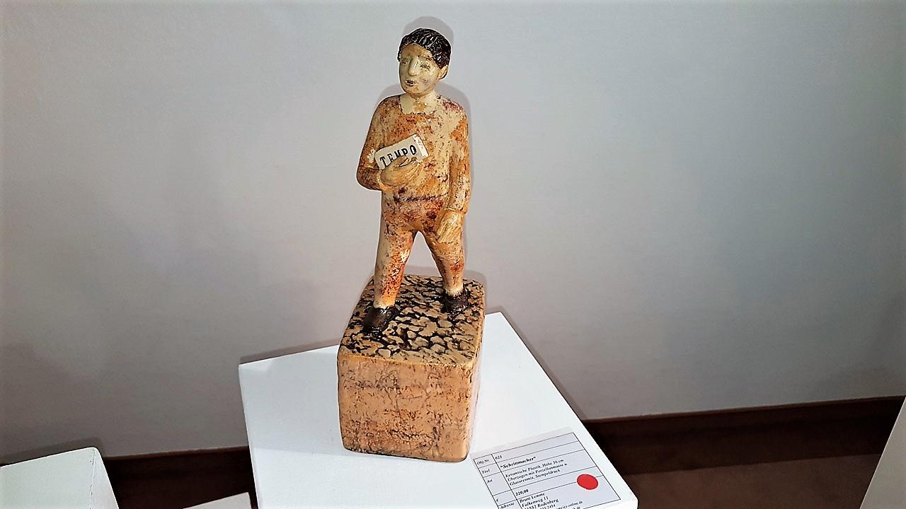 Bruni Lemme - Keramikkunst - Schrittmacher