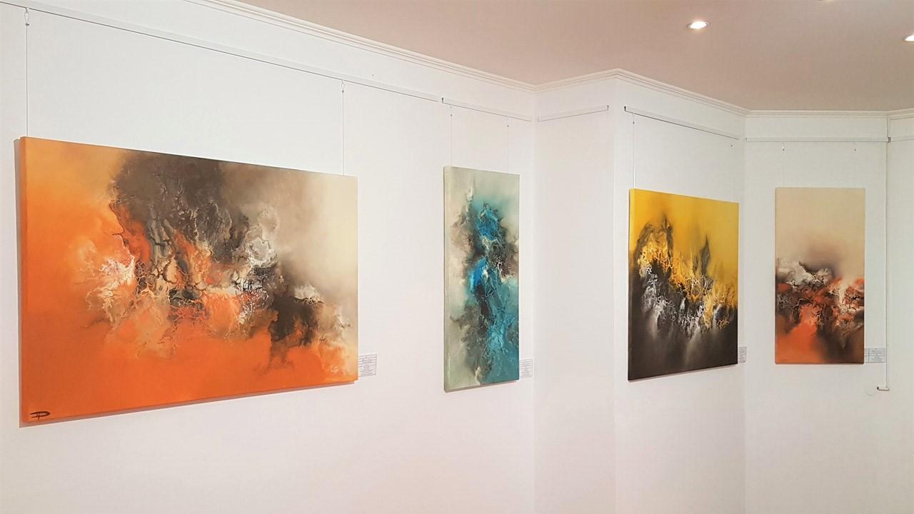 Doris Pöhler - Acrylmalerei - Bild 2